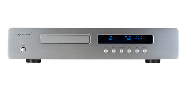 exposure 3010S CD-Player