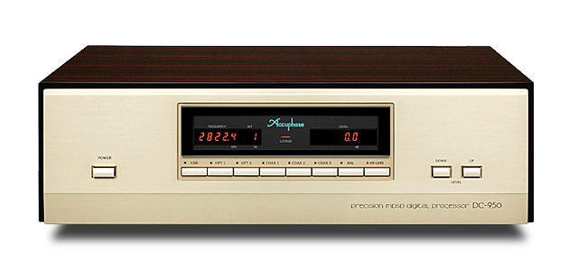 Accuphase DC 950 Digitalprozessor