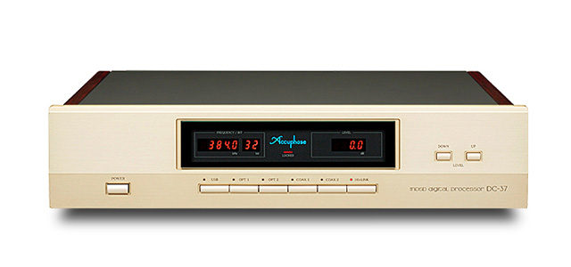 Accuphase DC-37 digital prozessor
