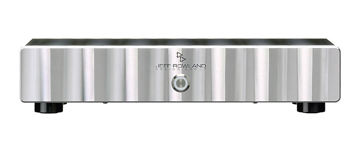 Jeff Rowland 125 power amplifier